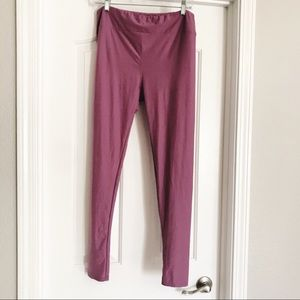 LuLaRoe leggings - curvy and tall